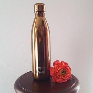 Athleta S'well X Stainless Steel Copper Bottle
